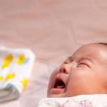 赤ちゃんがミルクを吐いてしまう原因とは