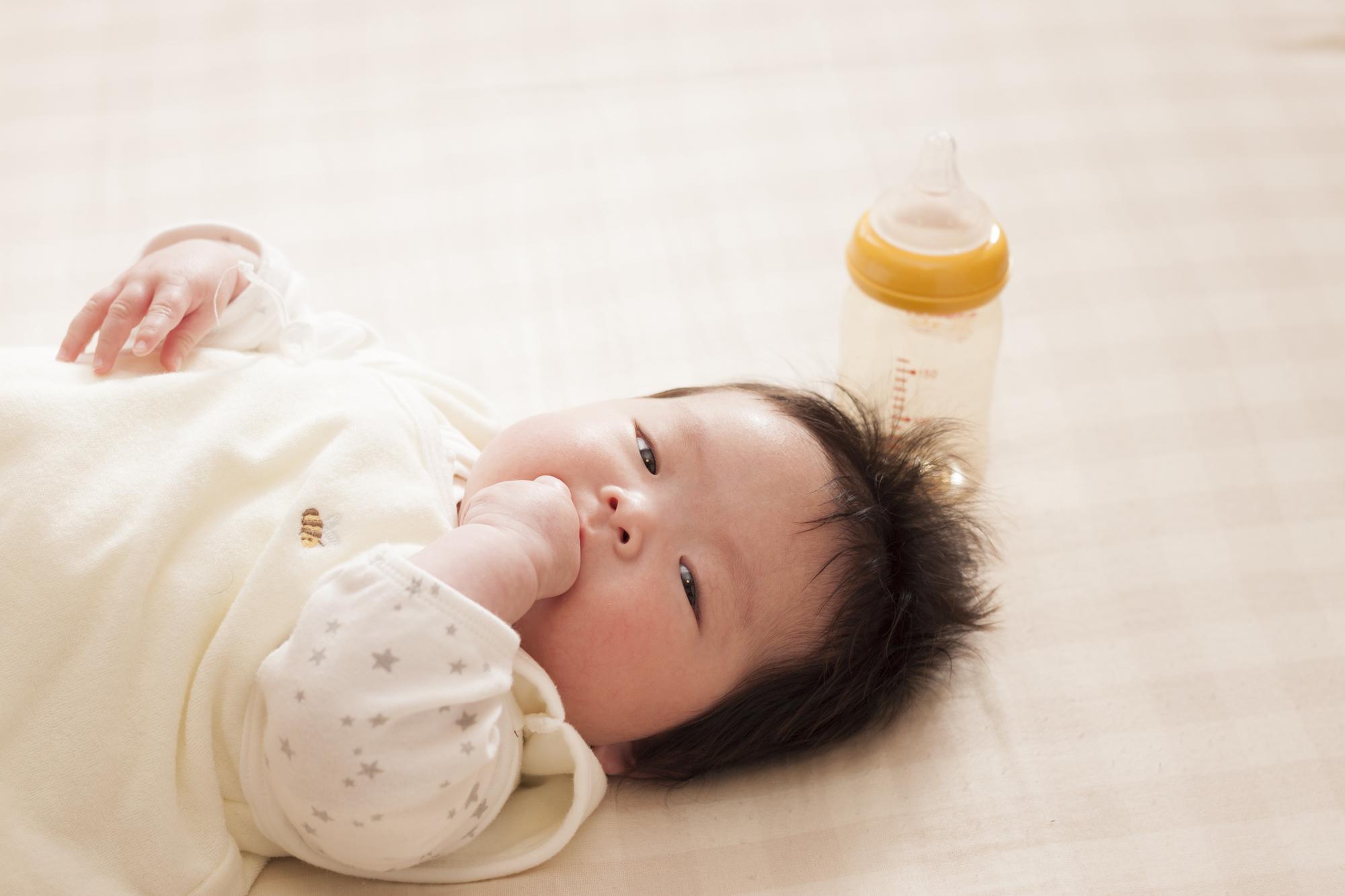 ママと赤ちゃんのためのミルク知識サイト